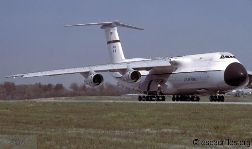 Lockheed C-5 1983 68306