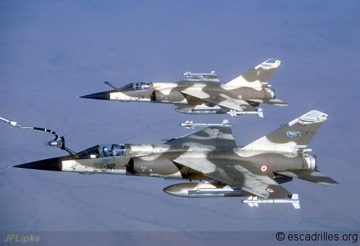 F-1CR Tchad