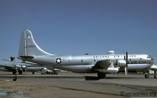 KC-97L de l'ANG d'Arizona