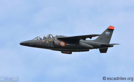 Alphajet 2012 120 FJ
