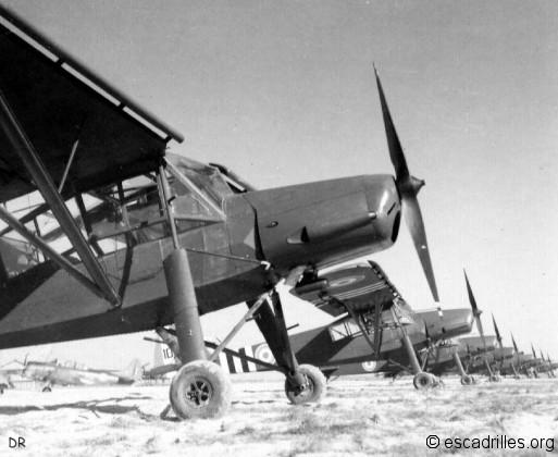 Morane 500 alias Fieseler Storch