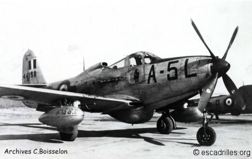 P-63 Kingcobra du GC I/9 Limousin