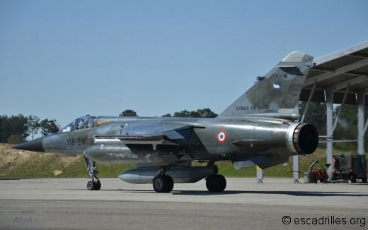 F-1CR avec Presto