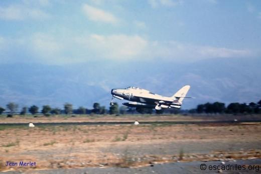 F-84F 1960 4-SA