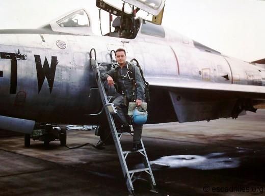 F-84F 11 EC