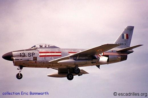 F-86K 1961 54863 13-SP