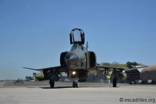 Photo de RF-4 grec