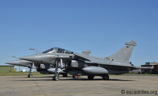 French Navy Rafale