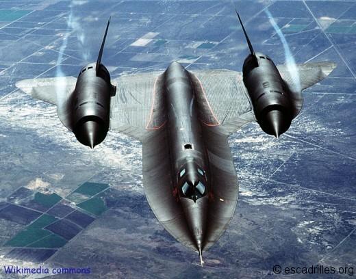 Sur SR-71, chaque vol était un défi