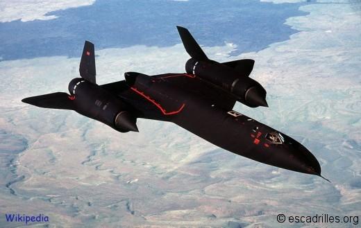 Le SR-71 demeure l'exemple des incroyables prouesses techniques de l'industrie US