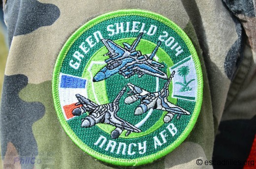 patch Green Shield