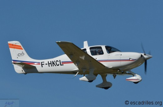 Cirrus SR-22 Salon