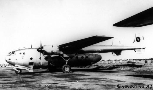 Noratlas GT II-64 Anjou