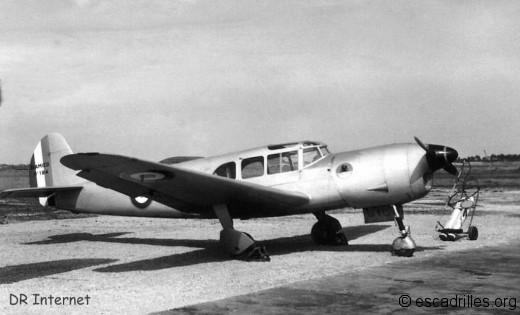 Nord 1100 Ramier ELA 43