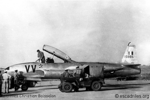 T-33A Meknès