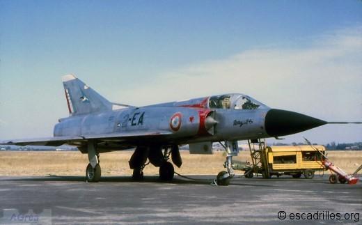 Mirage IIIC 1965 2-EA