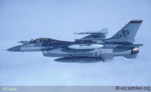 L'USAF Europe est entièrement modernisée, en 1985