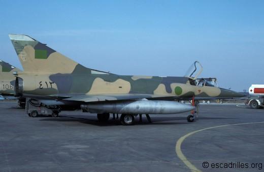 Dans ces années-là, la Lybie est un gros client pour les avions Dassault