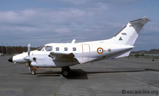 Xingu vu en 1981, avant son entrée en fonction au GE 319