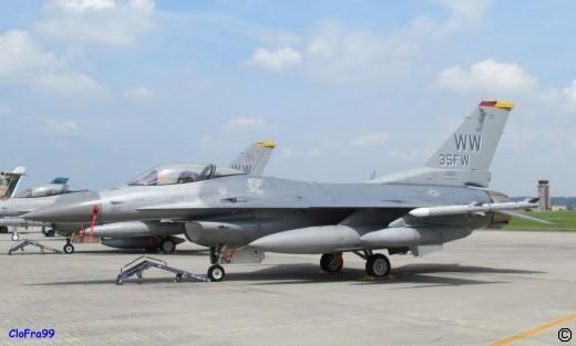 F-16C 35th TFW