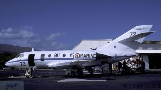 Toujours présent en 2001, l'insigne de la 12S sur le 72