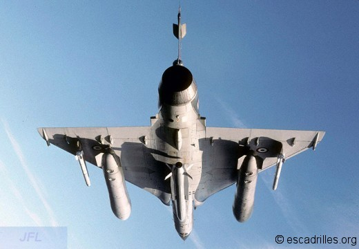 Un bombardier stratégique au look de chasseur: c'est le French Touch !