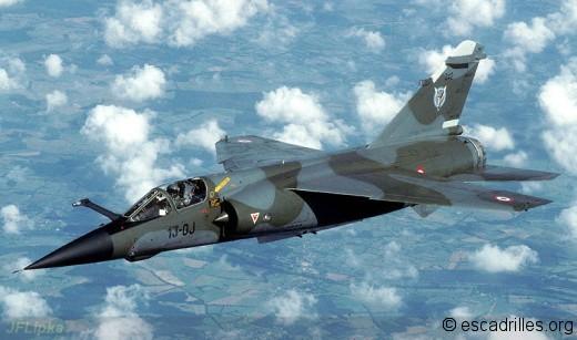 La mise en service du F-1CT nous valut une mémorable valse des escadrons ...