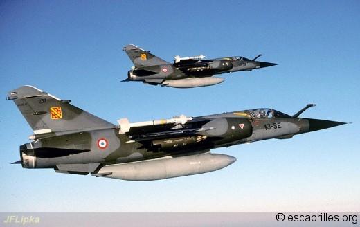 Le F-1CT entre en scène à une période chaude de l'Histoire (conflits post-yougoslaves)