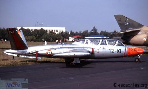 Fouga 1971 12-XL