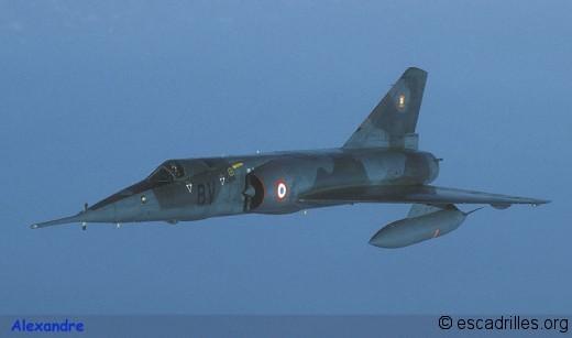 Un Mirage IVP du 2/91 Bretagne