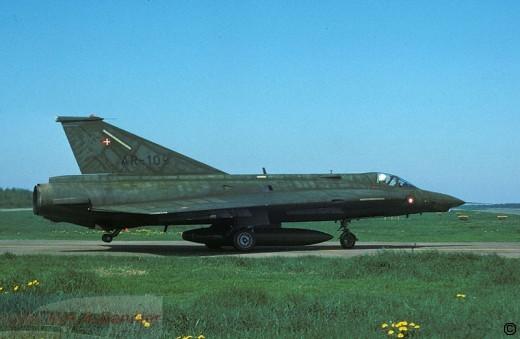 Draken RF-35 de la Danske Flygvapnet