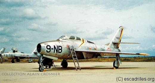 Sans doute photographié peu après son arrivée sur la BA 128, le 26090 du 2/9 Auvergne