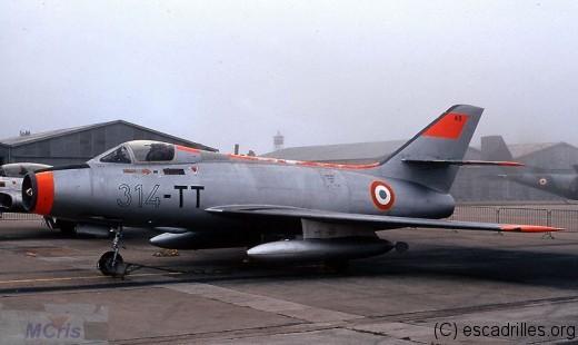 Mystere 1971 314-TT