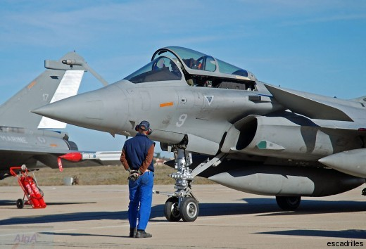 Rafale 2008 12F9 pilote-pistard
