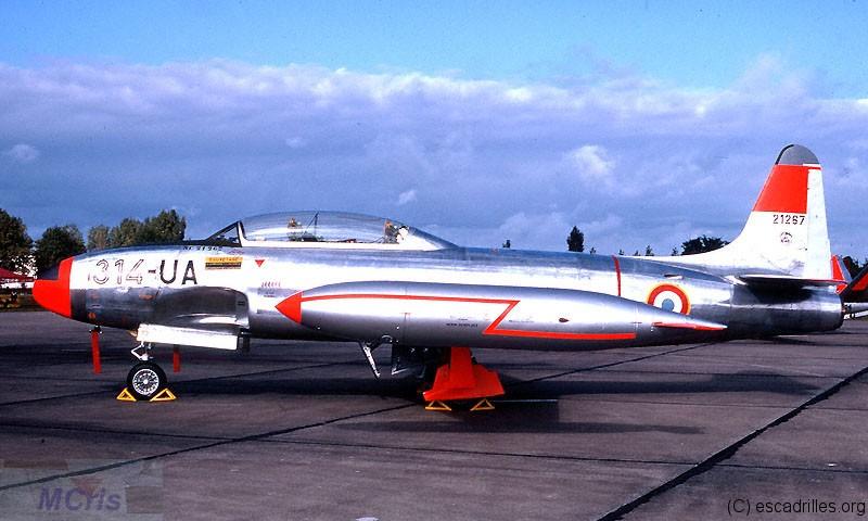 Ecole de chasse 26 septembre 1971 escadrilles - Porte ouverte base aerienne saint dizier 2017 ...