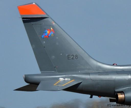 Alphajet-SPA85