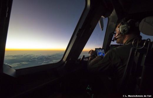 cockpit A400