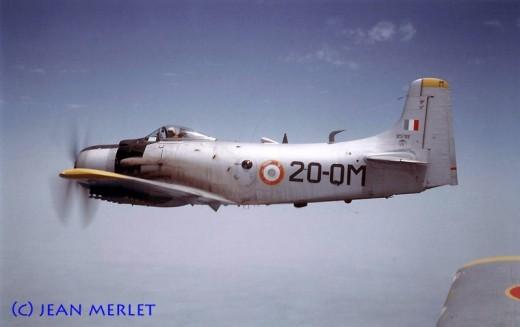 Skyraider 20-QM