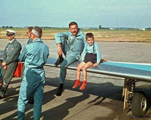 Alexandre en 1964