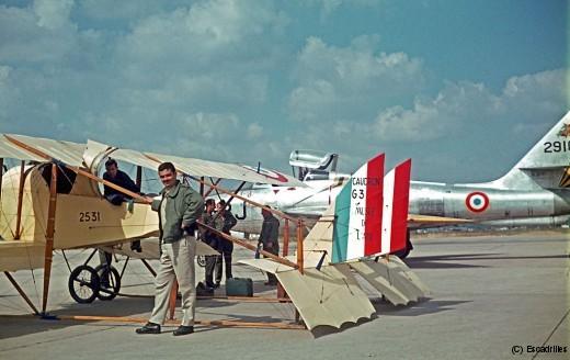 sergent pilote Jean-Claude Gannier