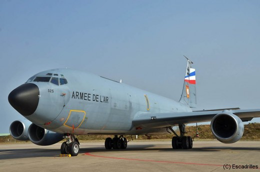 La disponibilité des C-135FR, vecteur stratégique, est confidentielle