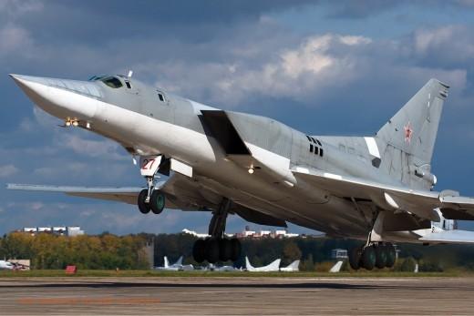 Le bombardier Tu-22M3, utilisé chaque jour depuis mardi