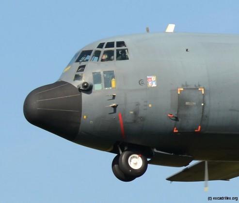 Ce C-130 du Poitou
