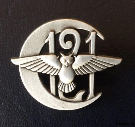 Pucelle de la F 121, escadrille Twin Otter