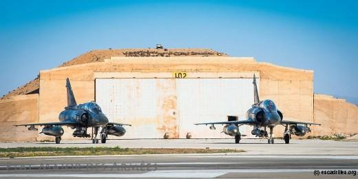 La base aérienne projetée de Jordanie pas encore saturée ...