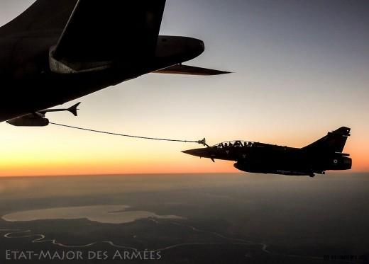 Un vol direct Niamey-H5 pour une patrouille de 2000D ?
