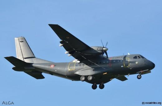 Les avions des escadrons de Creil portent l'insigne de l'ESTA