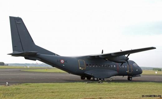 Un CN-235 -300 vu le 27 septembre 2013