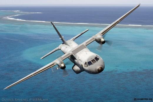 La région du Pacifique sud-ouest a besoin des CN-235 de l'ET 52 lors des cyclones