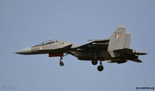 D'ici 10 ans, Su-30MKI et Rafale, noyau dur de Bharat